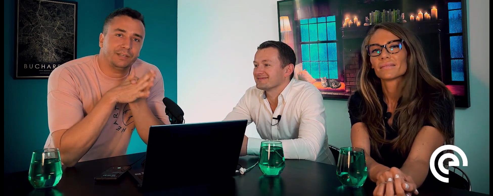 Cum lucrează online-ul pentru clinicile medicale? cu Centrul de Implantologie Transilvania